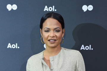 Christina Milian AOL NewFront 2016 at Seaport District NYC