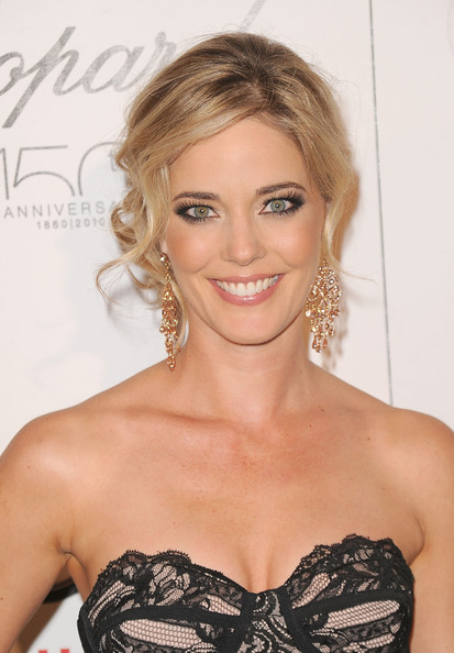 Christina Moore Pictures Audi And Chopard Emmy Week Kick