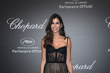 Christina Pitanguy Chopard Secret Night - Arrivals - The 71st Annual Cannes Film Festival