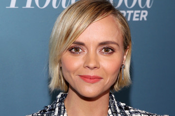 Christina Ricci The Hollywood Reporter's Power 100 Women In Entertainment - Red Carpet
