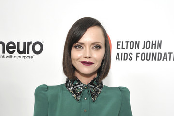 Christina Ricci Neuro Brands Presenting Sponsor At The Elton John AIDS Foundation's Academy Awards Viewing Party