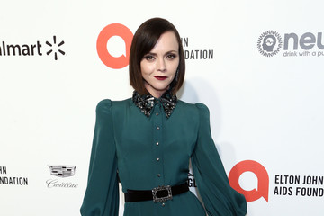 Christina Ricci IMDb LIVE Presented By M&M'S At The Elton John AIDS Foundation Academy Awards Viewing Party