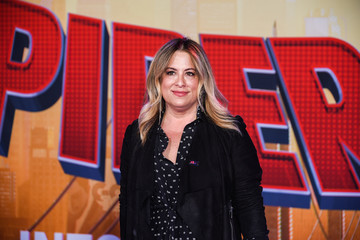 Christina Steinberg World Premiere Of Sony Pictures Animation And Marvel's 'Spider-Man: Into The Spider-Verse' - Red Carpet