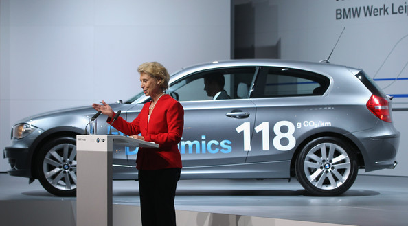 christine gregoire pictures bmw to produce electric cars in leipzig zimbio. Black Bedroom Furniture Sets. Home Design Ideas