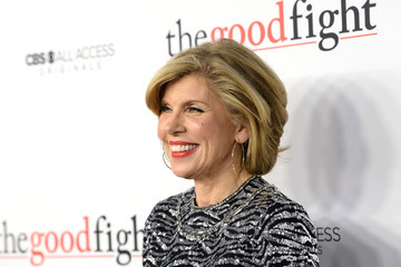 Christine Baranski 'The Good Fight' World Premiere
