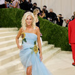 Christine Beauchamp The 2021 Met Gala Celebrating In America: A Lexicon Of Fashion - Arrivals
