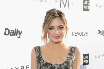 Christine Evangelista Daily Front Row's 3rd Annual Fashion Los Angeles Awards - Red Carpet