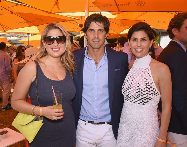 The Eighth-Annual Veuve Clicquot Polo Classic - VIP [eyewear,event,fashion,drink,sunglasses,glasses,vision care,party,vanessa kay,nacho figueras,christine kaculis,eighth,new jersey,jersey city,liberty state park,vip,veuve clicquot polo classic]