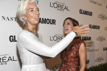 Christine Lagarde Glamour Women of the Year 2016 - Red Carpet