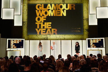 Christine Lagarde Glamour Women of the Year 2016 - Show