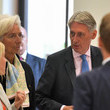 Christine Lagarde IMF Delivers Annual Assessment Of UK Economy