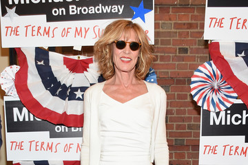Christine Lahti Award-Winning Filmmaker Michael Mayer Celebrates His Broadway Opening Night in 'The Terms of My Surrender'