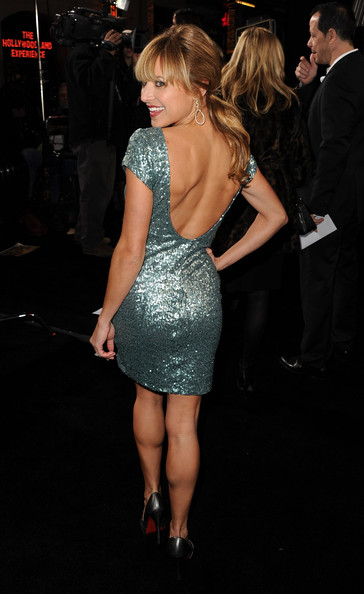 f6e20820541c Christine Lakin Photos Photos - The Red Carpet at the  New Year s ...