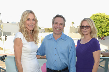 Christine Romeo Farrah Fawcett 5th Anniversary Reception