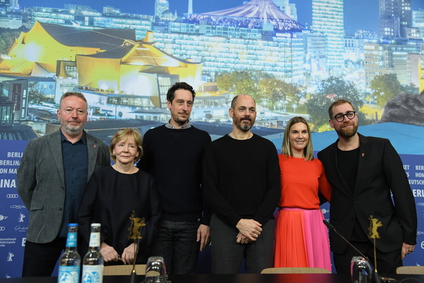 'All My Loving' Press Conference - 69th Berlinale International Film Festival