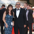 Christine Stumph Arrivals at the Bayreuth Festival Opening