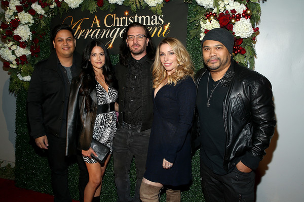 'A Christmas Arrangement' Los Angeles Premiere