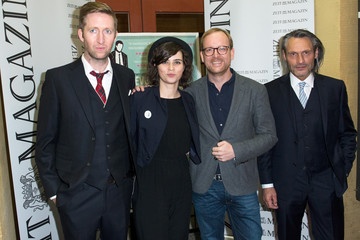 Christoph Amend 'Everyone's Going to Die' Photo Call in Berlin