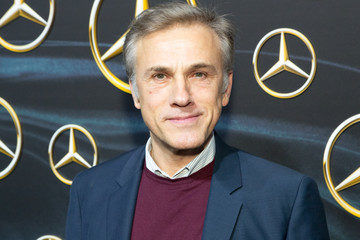 Christoph Waltz Mercedez-Benz USA's Official Awards Viewing Party - Arrivals