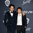 Christopher Abbott 21st Annual Warner Bros. And InStyle Golden Globe After Party - Arrivals