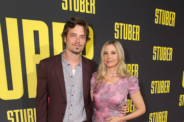 Christopher Backus Premiere Of 20th Century Fox's 'Stuber' - Red Carpet