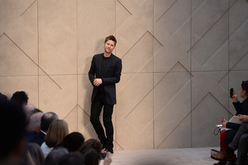 Christopher Bailey Burberry Prorsum Runway Show