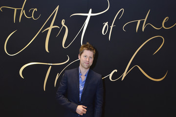 Christopher Bailey Burberry Celebrates Art of the Trench Middle East in Dubai