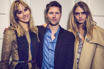 Christopher Bailey Burberry Brings London to Shanghai