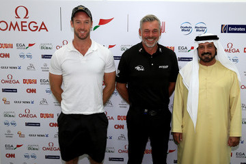 Christopher Cannon Omega Dubai Desert Classic - Day Three