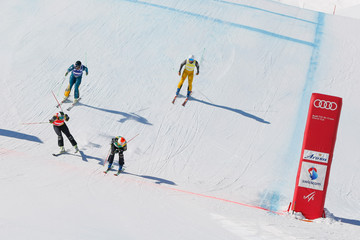 Christopher Delbosco FIS Freestyle Ski World Cup: Men's and Women's Ski Cross