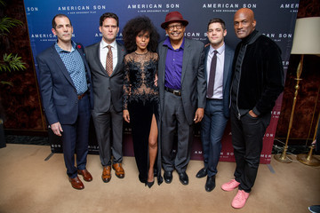 Christopher Demos-Brown 'American Son' Broadway Opening Night After Party
