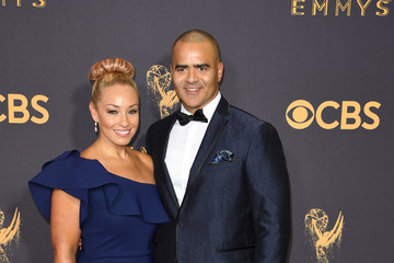Christopher Jackson 69th Annual Primetime Emmy Awards - Arrivals