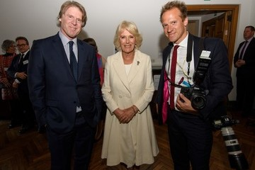 Christopher Jackson The Prince Of Wales And Duchess Of Cornwall Visit Italy - Day 5