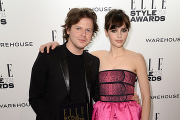 Christopher Kane Elle Style Awards 2014 - Winners Room