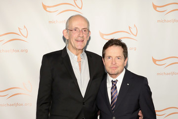 Christopher Lloyd A Funny Thing Happened On The Way To Cure Parkinson's Benefiting The Michael J. Fox Foundation - Arrivals