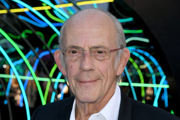 Christopher Lloyd Premiere Of Warner Bros. Pictures' 'Ready Player One' - Red Carpet