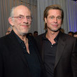 Christopher Lloyd 35th Santa Barbara International Film Festival -  Maltin Modern Master Award - Brad Pitt