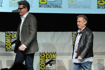 Christopher Mcquarrie Warner Bros. And Legendary Pictures Preview - Comic-Con International 2013