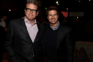 "Christopher Mcquarrie Premiere Of Paramount Pictures' ""Star Trek Into Darkness"" - After Party"