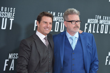 Christopher Mcquarrie 'Mission: Impossible - Fallout' US Premiere
