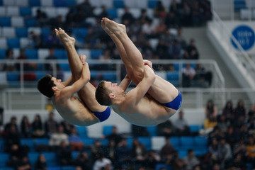 Christopher Mears Diving World Series: Day 1