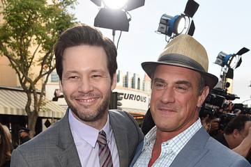 Christopher Meloni Premiere of 20th Century Fox's 'Snatched' - Red Carpet