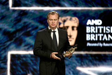 Christopher Nolan 2017 AMD British Academy Britannia Awards Presented by American Airlines and Jaguar Land Rover - Show