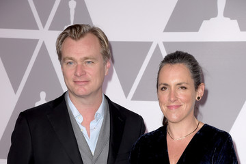 Christopher Nolan 90th Annual Academy Awards Nominee Luncheon - Arrivals
