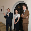 Christopher O'Connor British Consulate-General Focus Features' Reception