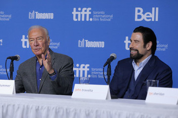 "Christopher Plummer ""The Forger"" Press Conference - 2014 Toronto International Film Festival"