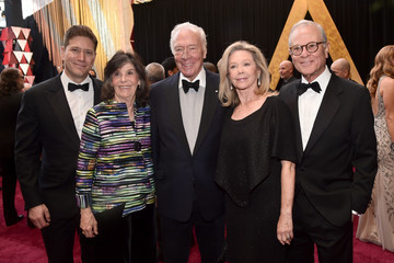 Christopher Plummer 90th Annual Academy Awards - Executive Arrivals