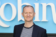 Mark Gatiss attends the European Premiere of 'Christopher Robin' at BFI Southbank on August 5, 2018 in London, England.