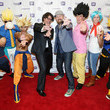 Christopher Sabat 'Dragon Ball Z: Resurrection 'F'' New York Theatrical Premiere