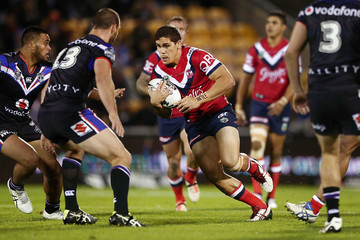 Christopher Smith NRL Rd 15 - Warriors v Roosters